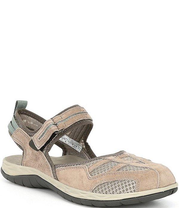 メレル レディース サンダル シューズ Siren 2 Wrap Closed Toe Hiking Sandals Taupe