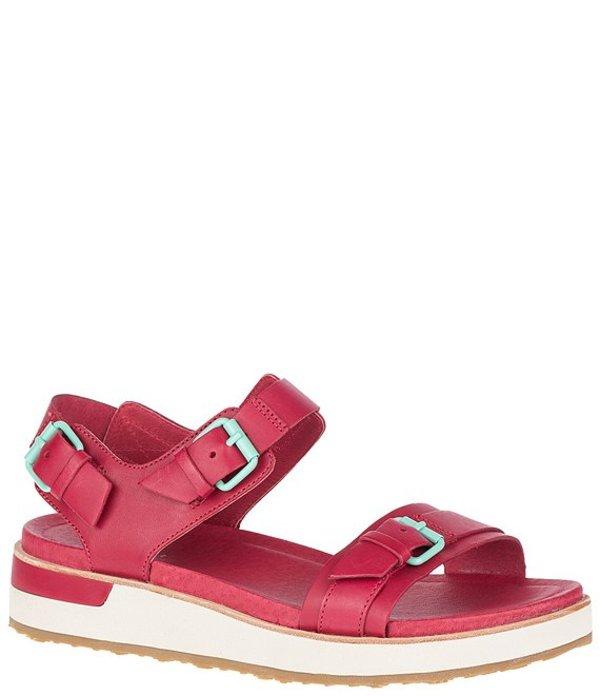 メレル レディース サンダル シューズ Women's Roam Buckle Sandals Chili