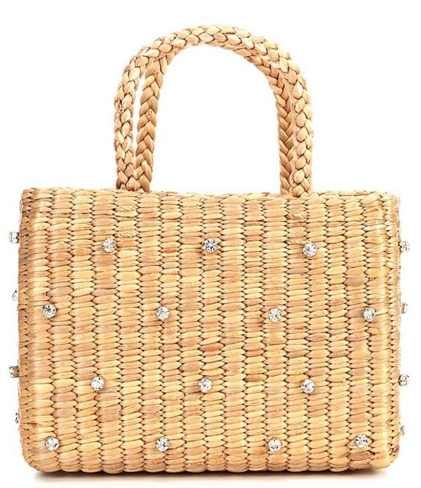 ハットアタック レディース ハンドバッグ バッグ Gemma Satchel Bag Natural/Gold