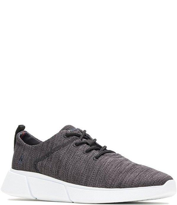 ハッシュパピー メンズ スニーカー シューズ Men's Cooper Lace Up Sneakers Black