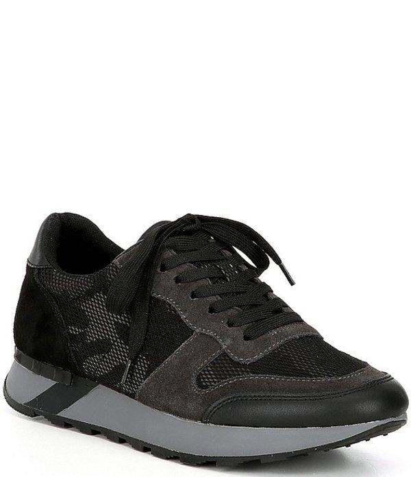 スティーブ マデン メンズ スニーカー シューズ Men's Perplex Camouflage Sneaker Black