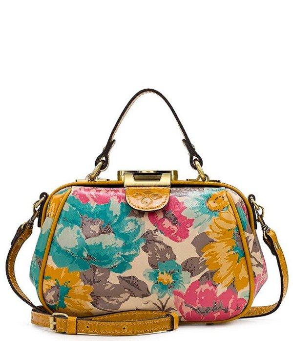 パトリシアナシュ レディース ハンドバッグ バッグ First Bloom Collection Antica Mini Satchel Bag First Bloom