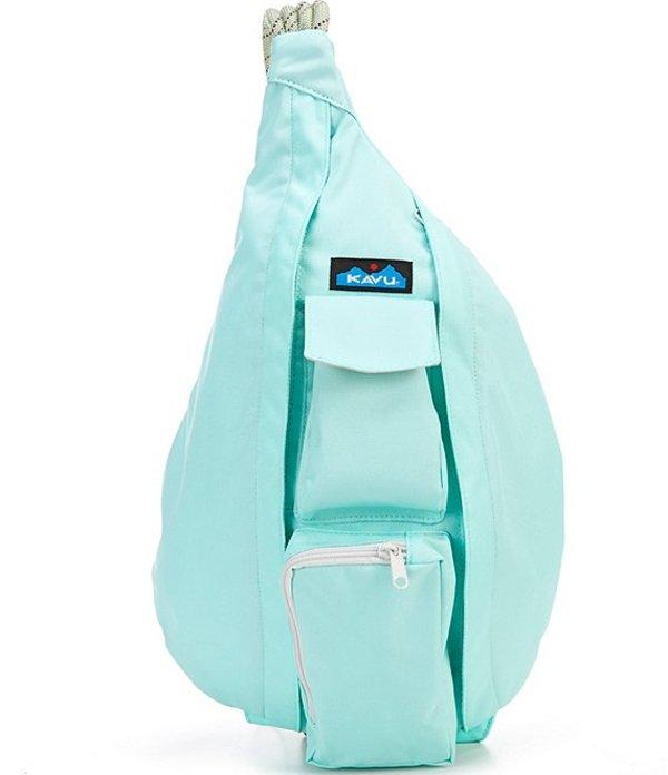 カブー レディース バックパック・リュックサック バッグ Rope Printed Polyester Sling Bag Hyper Agua