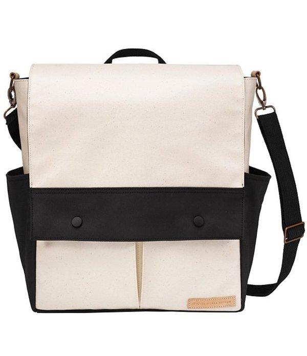 ペチュニアピックルボトム レディース ハンドバッグ バッグ Pathway Pack Colorblocked Backpack Diaper Bag Birch/Black