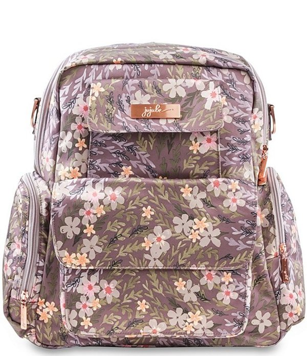 ジュジュビー レディース ハンドバッグ バッグ Be Nurtured Sakura Floral at Dusk Pumping Backpack Sakura at Dusk