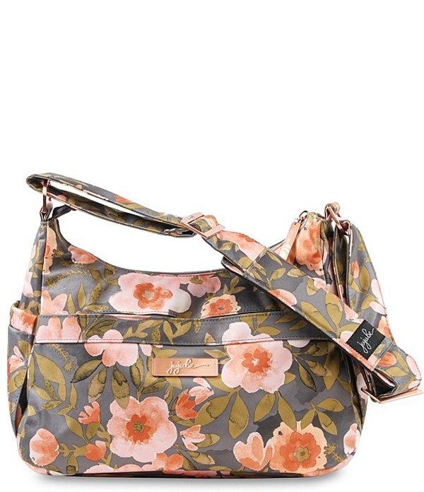 ジュジュビー レディース ハンドバッグ バッグ Hobobe Whimsical Whisper Floral Bag Whimsical Whisper