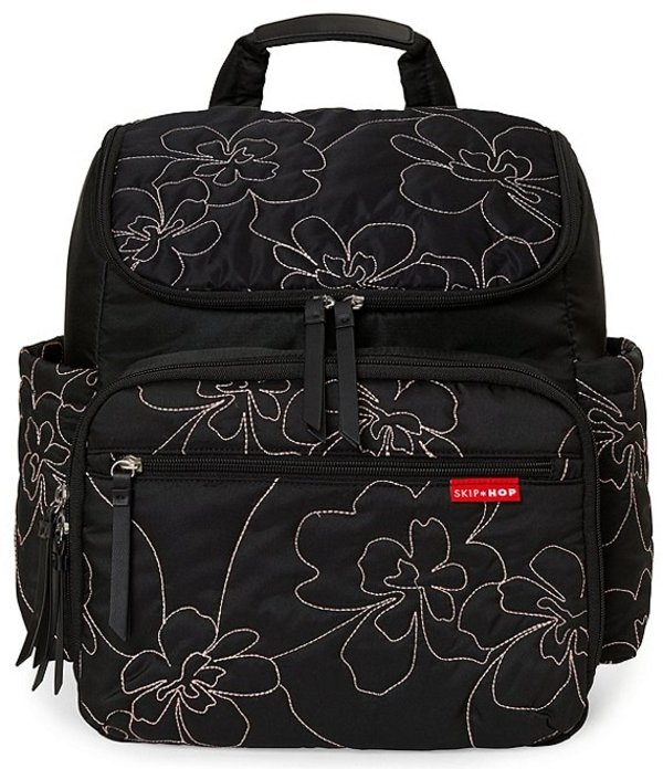 スキップホップ レディース ハンドバッグ バッグ Floral Forma Backpack Diaper Bag Floral