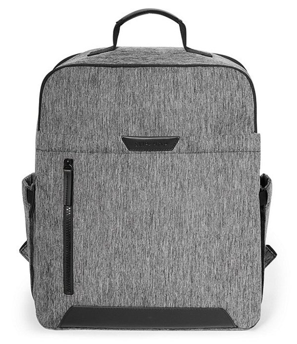 スキップホップ レディース ハンドバッグ バッグ Baxter Diaper Backpack Grey