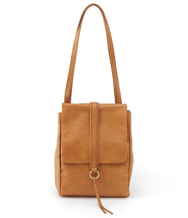 ホボ レディース バックパック・リュックサック バッグ Bridge Convertible Backpack Honey