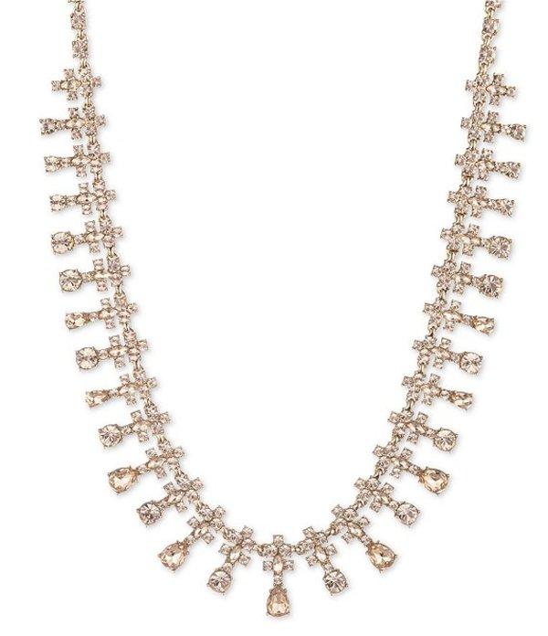 ジバンシー レディース ネックレス・チョーカー アクセサリー Gold Silk Collar Necklace Gold