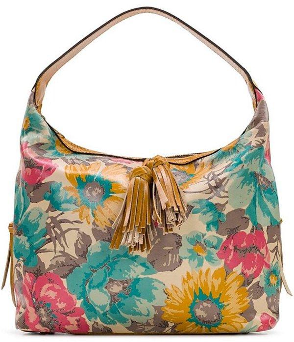 パトリシアナシュ レディース ショルダーバッグ バッグ First Bloom Collection Maissana Hobo Bag First Bloom