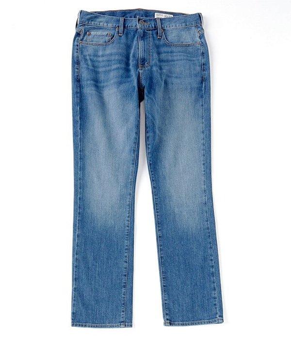 ダニエル クレミュ レディース デニムパンツ ボトムス Jeans Light Blue Straight-Fit Stretch Jeans with COOLMAXR Light Blue Wash