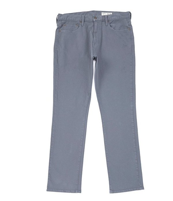 ダニエル クレミュ レディース デニムパンツ ボトムス Jeans Straight-Fit Blue Wash Stretch Denim Jeans Navy Blue