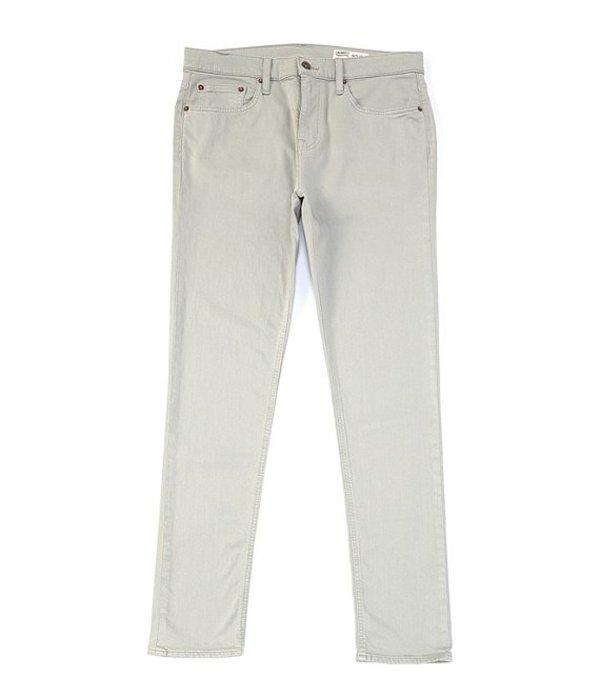 ダニエル クレミュ レディース デニムパンツ ボトムス Jeans Slim-Fit Light Green Stretch Denim Jeans Silver Sage