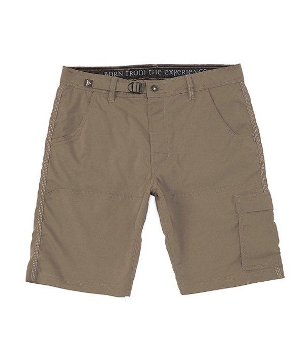 プラーナ レディース ハーフパンツ・ショーツ ボトムス Prana Zion Stretch 10#double; Inseam Shorts Mud
