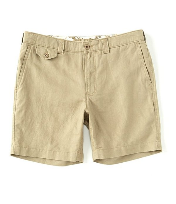 ダニエル クレミュ レディース ハーフパンツ・ショーツ ボトムス Soho Slim-Fit Panama Stretch 7#double; Inseam Shorts Dark Khaki