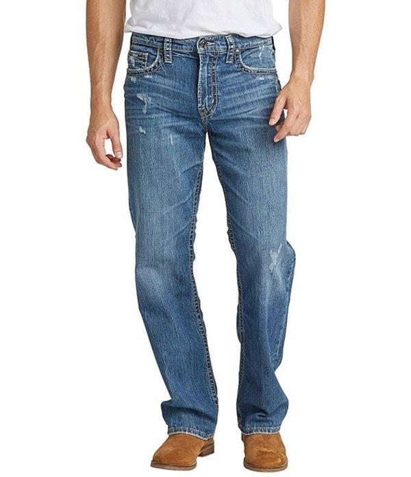 シルバー ジーンズ レディース デニムパンツ ボトムス Gordie Classic Straight Leg Jeans Indigo