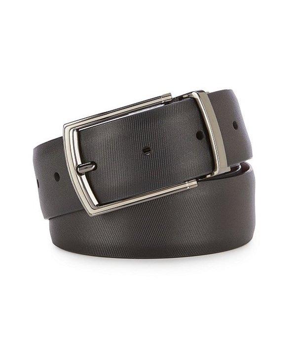 ムラノ レディース カジュアルパンツ ボトムス Nocturne Reversible Leather Belt Black