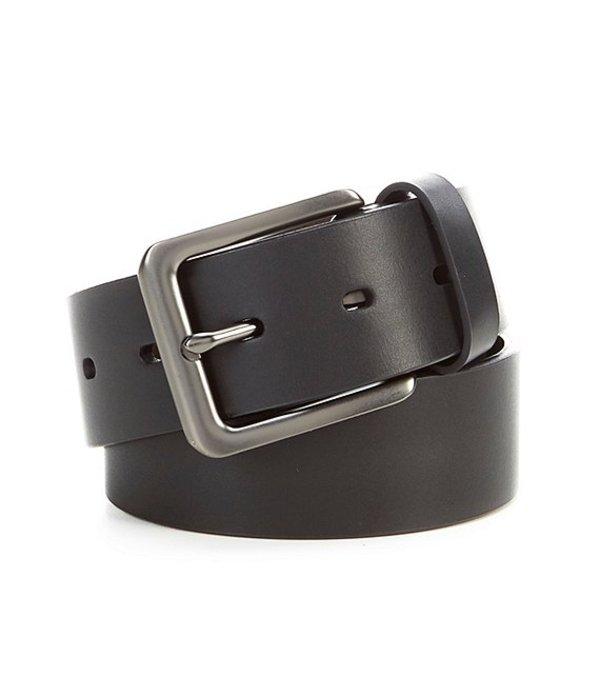 ダニエル クレミュ レディース カジュアルパンツ ボトムス Basic Black Casual Leather Belt Black