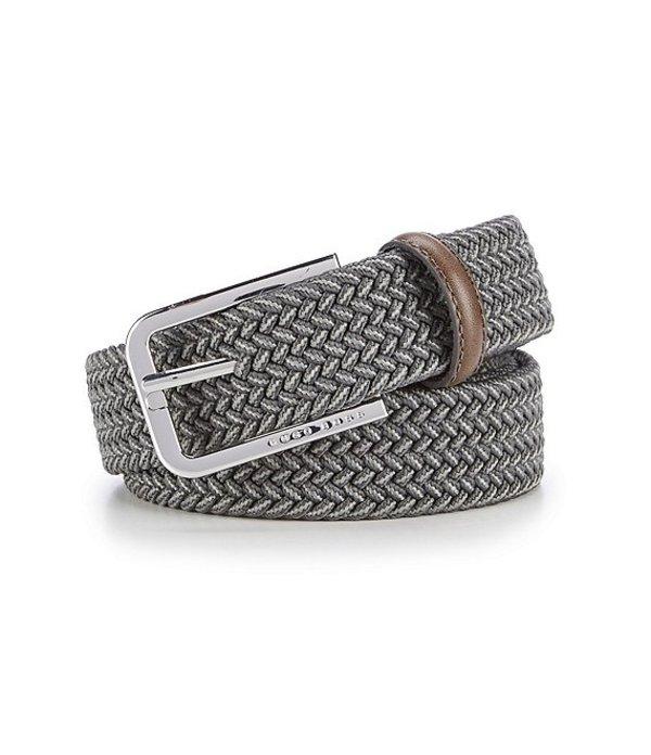 ヒューゴボス レディース カジュアルパンツ ボトムス Clorio Leather Belt Dark Grey