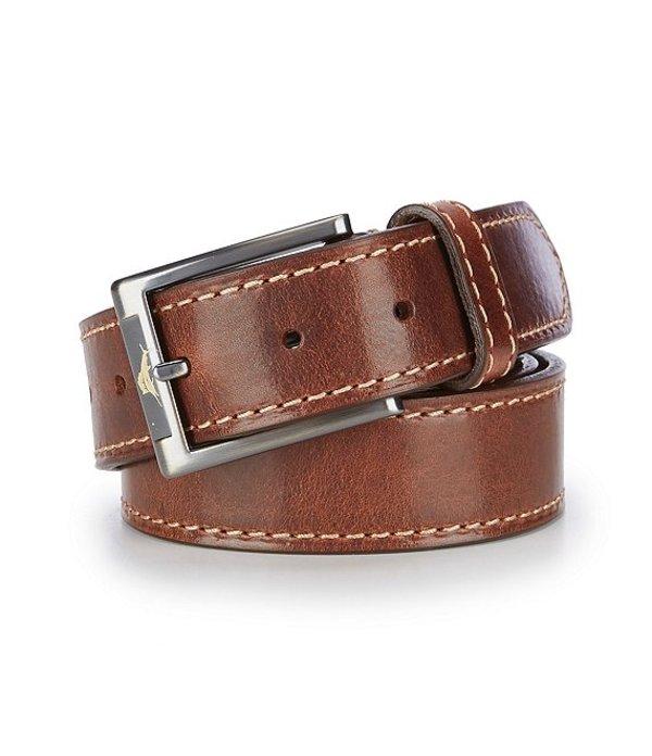 トッミーバハマ レディース カジュアルパンツ ボトムス Heavy Stitch Cincato Strap Belt Brown