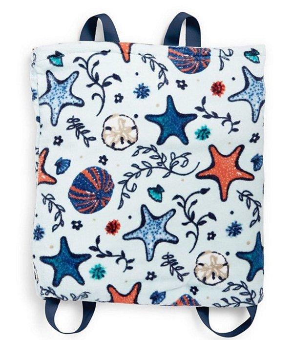 ベラブラッドリー レディース ハンドバッグ バッグ Beach Blanket Convertible to Bag Mint Sea Life