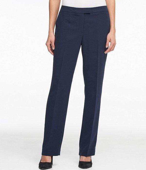 ダナ キャラン ニューヨーク レディース カジュアルパンツ ボトムス Midtown Bootcut Dress Pant Classic Navy