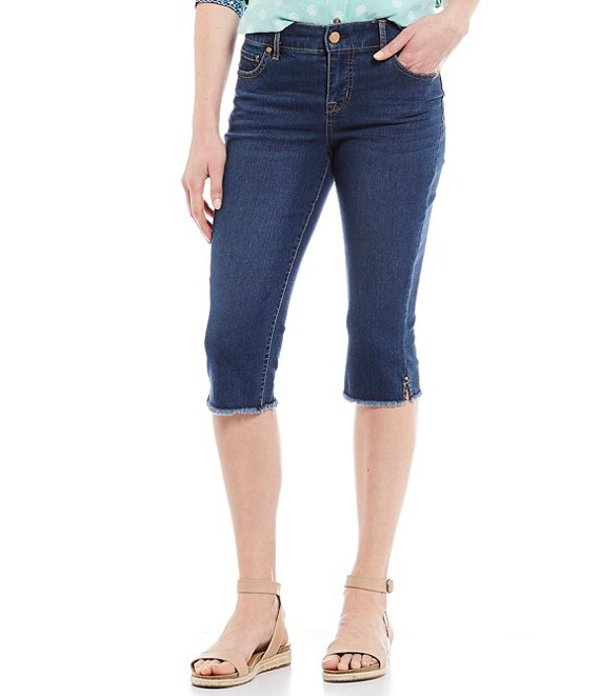 コード ブルー レディース デニムパンツ ボトムス Petite Size Chelsea Skimmer Jeans Hettie