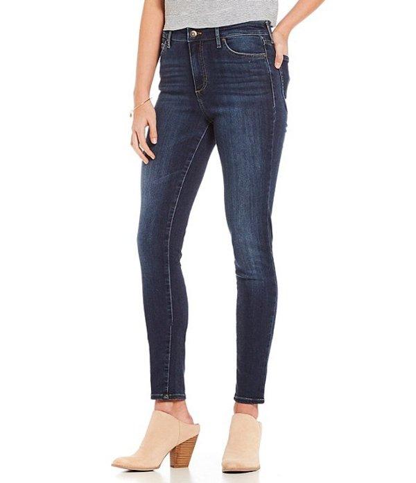 エラモス レディース デニムパンツ ボトムス Willa Mid Rise Skinny Jeans Willa