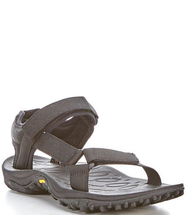 メレル レディース サンダル シューズ Women's Kahuna Web Sandals Black