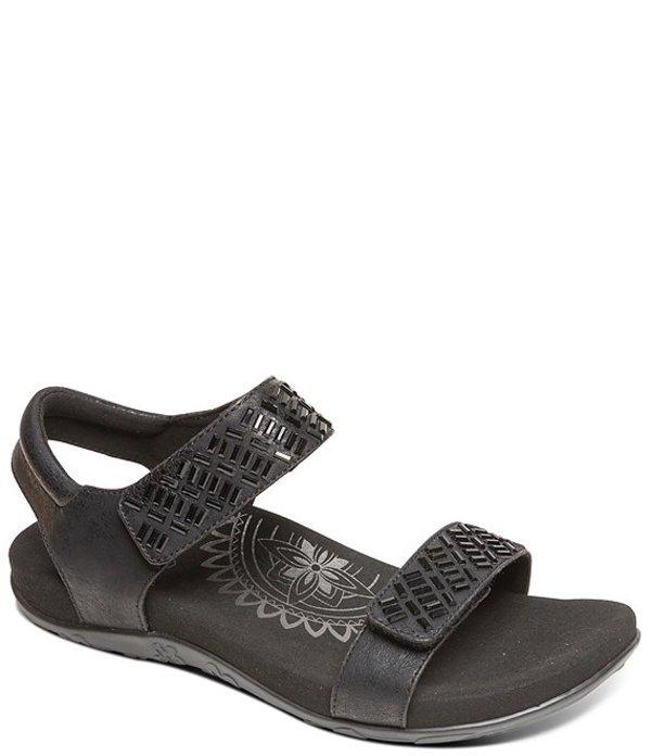 エイトレックス レディース サンダル シューズ Marcy Jewel Embellished Banded Sandals Black