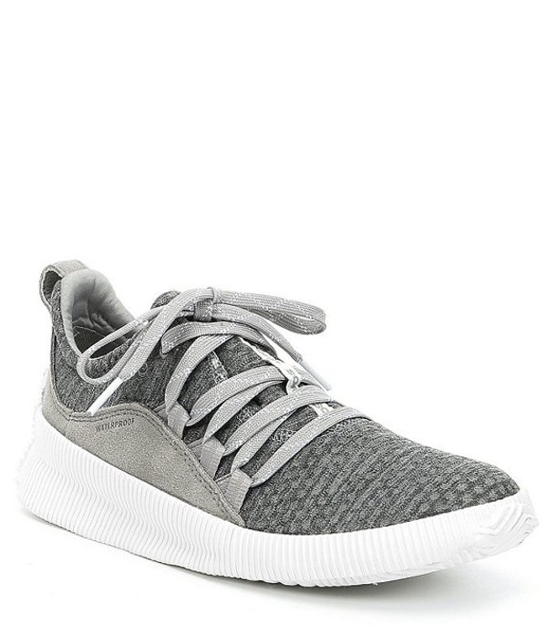 ソレル レディース スニーカー シューズ Out N About Waterproof Suede Lace-Up Sneakers Dove
