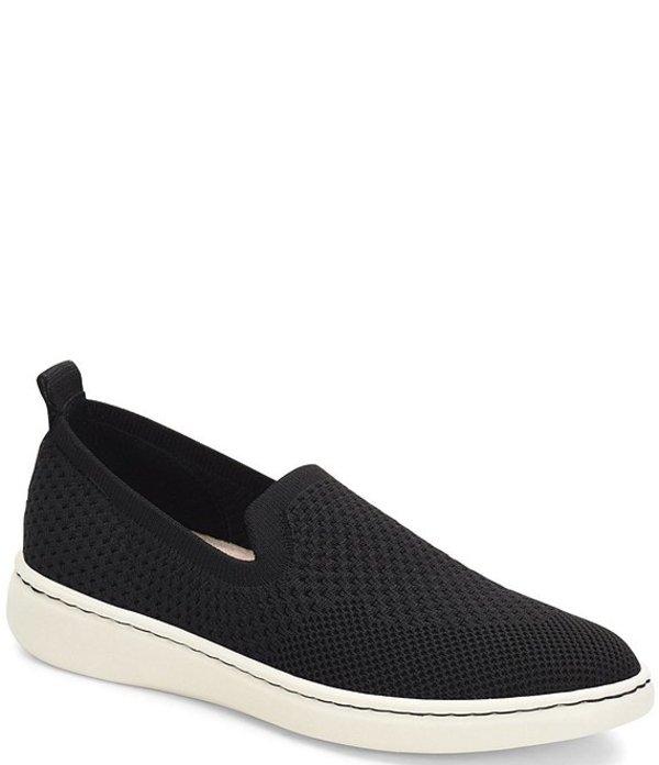 ボーン レディース スニーカー シューズ Patton Knit Slip On Sneakers Black