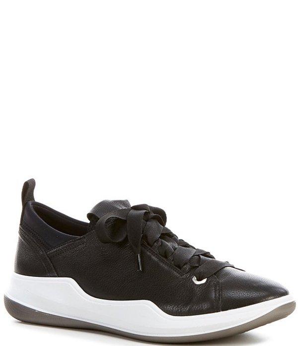ロミカ レディース スニーカー シューズ Marla 01 Leather Sneakers Black