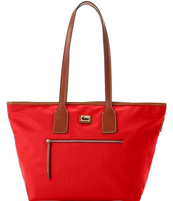 Nylon ドーネイアンドバーク Wayfarer Tote Bag バッグ Red Collection トートバッグ Cam レディース