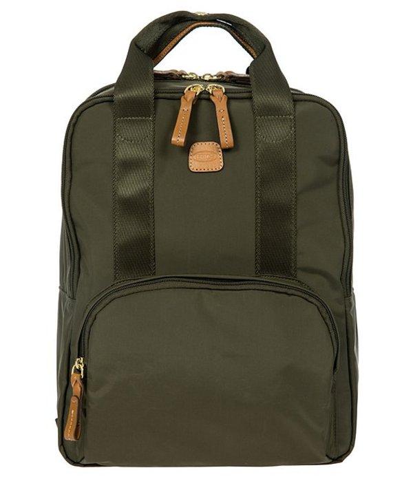 ブリックス レディース スーツケース バッグ X-Bag Urban Backpack Olive