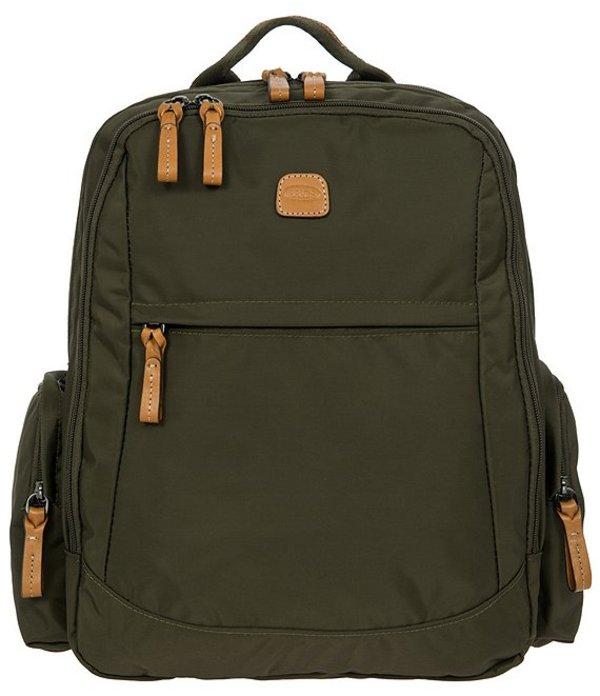 ブリックス レディース スーツケース バッグ X-Bag Nomad Backpack Olive