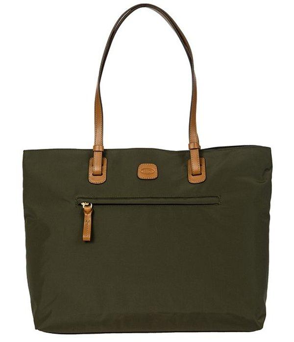 ブリックス レディース ハンドバッグ バッグ X-Bag Women's Business Tote Bag Olive
