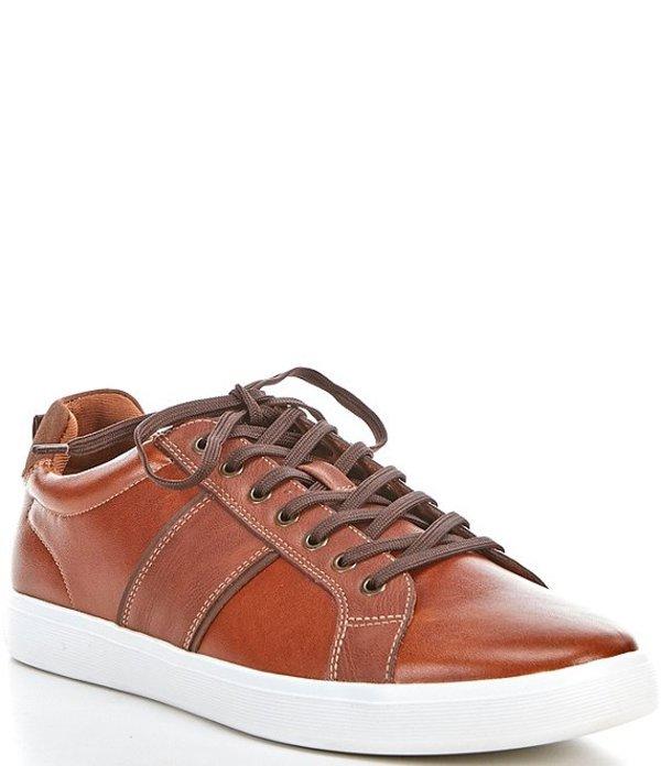 アルド メンズ ドレスシューズ シューズ Men's Cadaredien Leather Sneakers Cognac