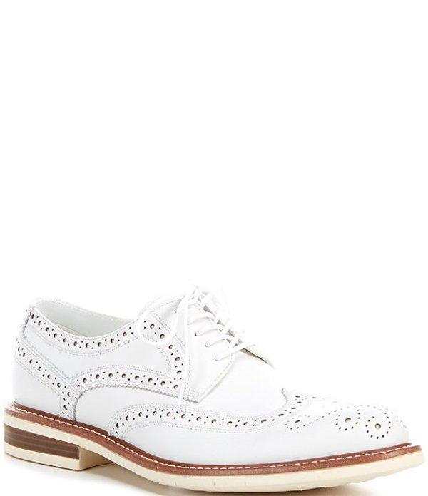 ケネスコール メンズ ドレスシューズ シューズ Men's Kieran Flex Leather Lace Up Oxfords Off White