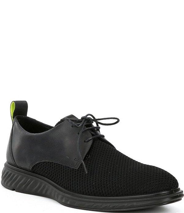 エコー メンズ ドレスシューズ シューズ Men's St. 1 Hybrid Lite Casual Shoes Black/Black