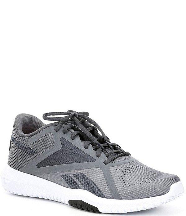 リーボック メンズ スニーカー シューズ Men's Flexagon Force 2 Trainer Pure Grey 5/True Grey 7/Black