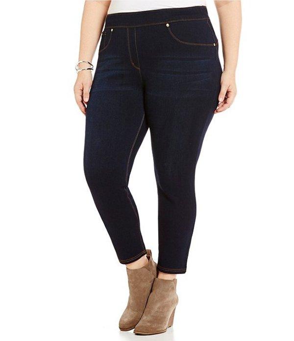 ピーター ナイガード レディース デニムパンツ ボトムス Nygard SLIMS Plus Luxe Denim Skinny Leg Ankle Pants Twilight Wash