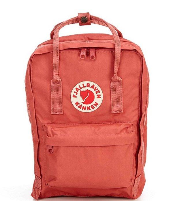 フェールラーベン レディース バックパック・リュックサック バッグ Kanken 13#double; Laptop Backpack Dahlia