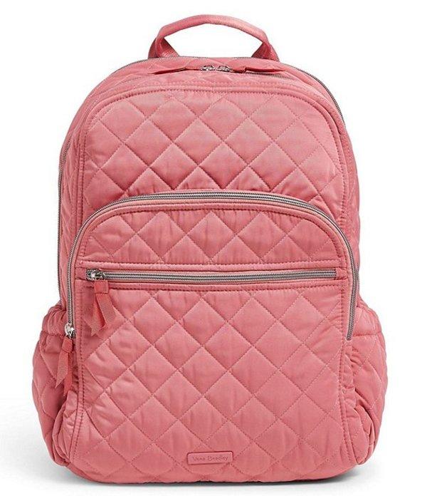 ベラブラッドリー レディース バックパック・リュックサック バッグ Iconic Campus Backpack Strawberry Ice