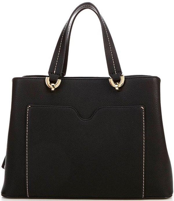 ケイトランドリー レディース ハンドバッグ バッグ Principessa Large Satchel Bag Black