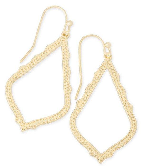 送料無料 サイズ交換無料 ケンドラスコット 交換無料 レディース アクセサリー WEB限定 ピアス イヤリング Gold Plated 14k Earrings Drop Sophia