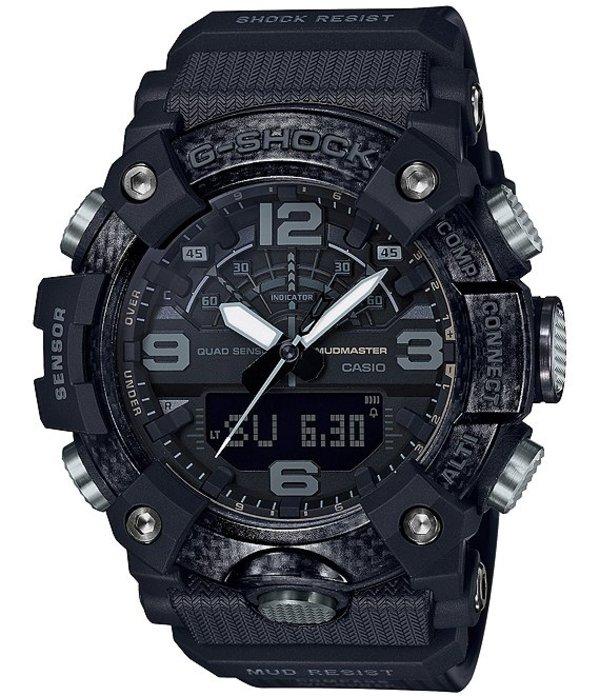 ジーショック メンズ 腕時計 アクセサリー G-shock GGB100-1B ANA-DIGI Shock Resistant Watch Black