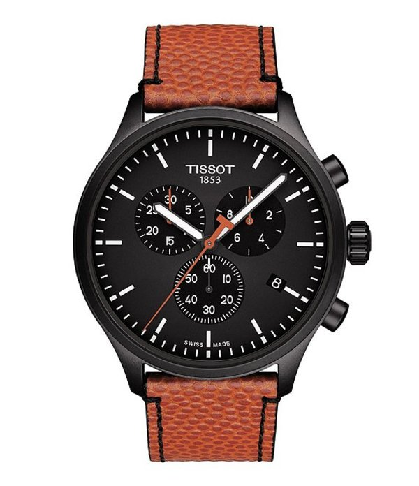 ティソット メンズ 腕時計 アクセサリー XL NBA Special Edition Watch Black