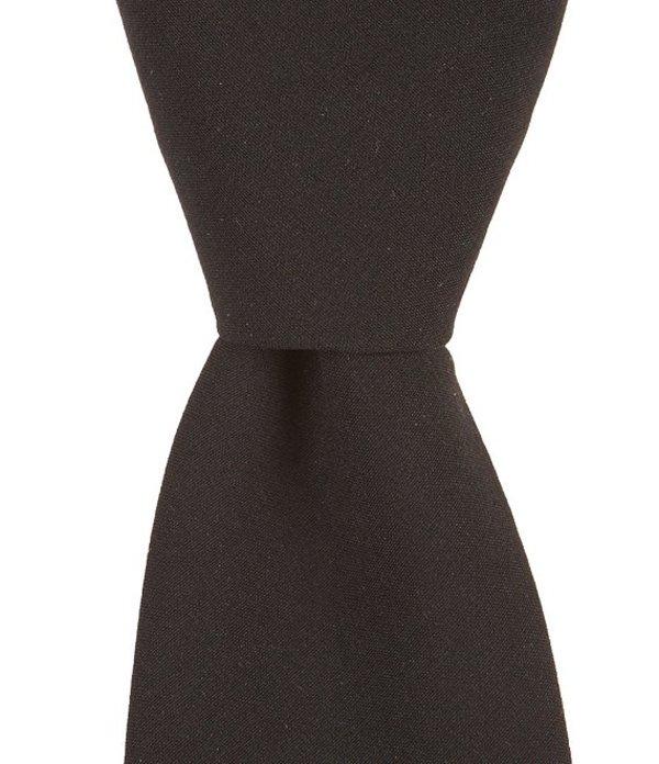 オリジナルペンギン メンズ ネクタイ アクセサリー Village Solid Skinny 2 1/4#double; Tie Black
